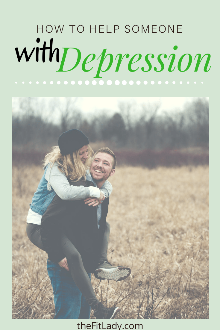 how to help someone with depression. ten things they don't feel